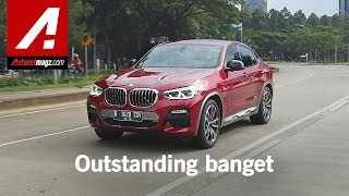 BMW X4 2019 Review & Test Drive by AutonetMagz