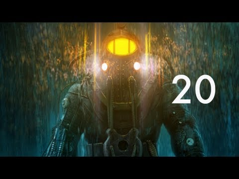 BioShock 2 - They Used to Call You Johnny Topside - Walkthrough - Episode 20