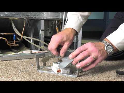 Refrigerator Repair Replacing The Condenser Fan Motor