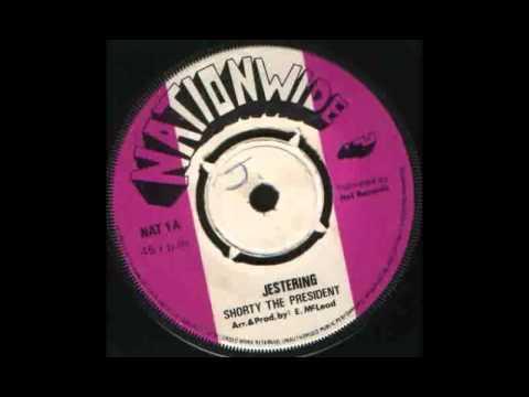 Shorty The President - Jestering [1976]