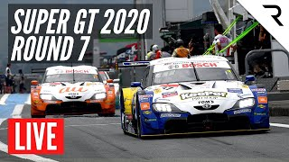 SUPER GT 2020 Round 7 -  LIVE, Full Race, English - Motegi