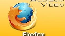 Firefox: Addons installieren & deinstallieren