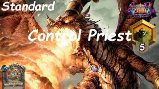 Hearthstone: Control Priest #1: Boomsday (Projeto Cabum) - Standard Constructed