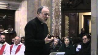 4° Catechesi sul Credo Apostolico - III° Parte - Crocifisso sotto Ponzio Pilato