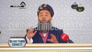 Cübbeli Ahmet Hoca Efendi İle Bu Haftanın Sohbeti 28 Eylül 2017 2017 Video