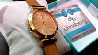DRESSBERRY WATCH | LATEST FASHION WATCH |