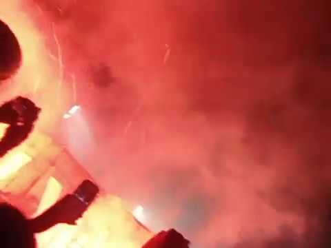 Ultras Hell Gate ( Aremania ) June 30th, 2012
