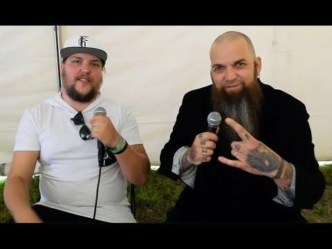 Three Days Grace Interview Carolina Rebellion 2017| SoundlinkTV