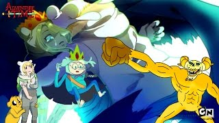 Crossover Adventure Time #PhilElMago #AT7