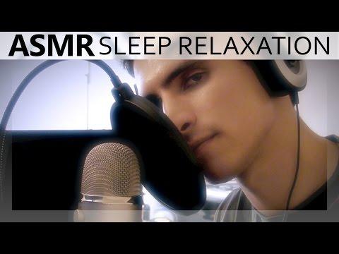 ASMR Sleep Relaxation for Sleep - Stereo, Whispered