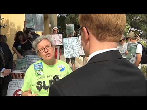 SNN: Water Pollution Protest