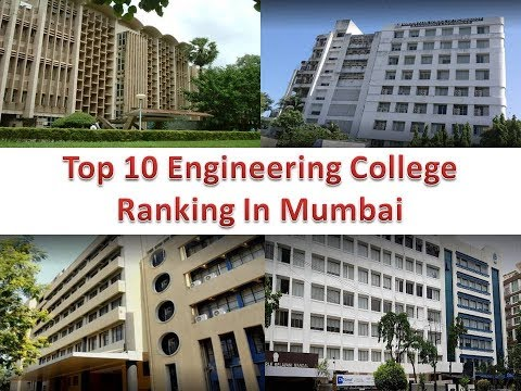 Top 10 Engineering College Ranking In Mumbai | For More Details Refer Description