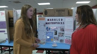 Entrepreneurial Extravaganza at Lost Mountain Middle School