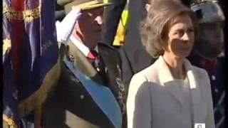 Himno de España - Dia de la Fiesta Nacional de España