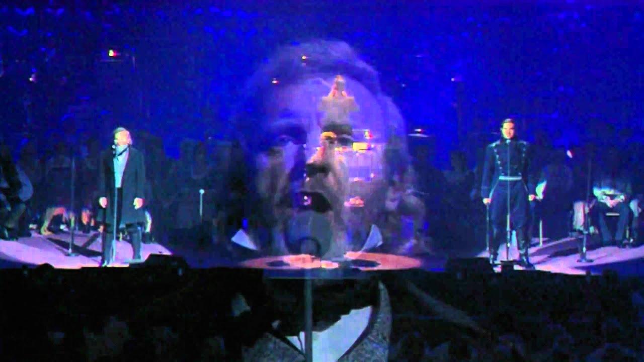 The Confrontation Les Miserables 10th Anniversary Concert