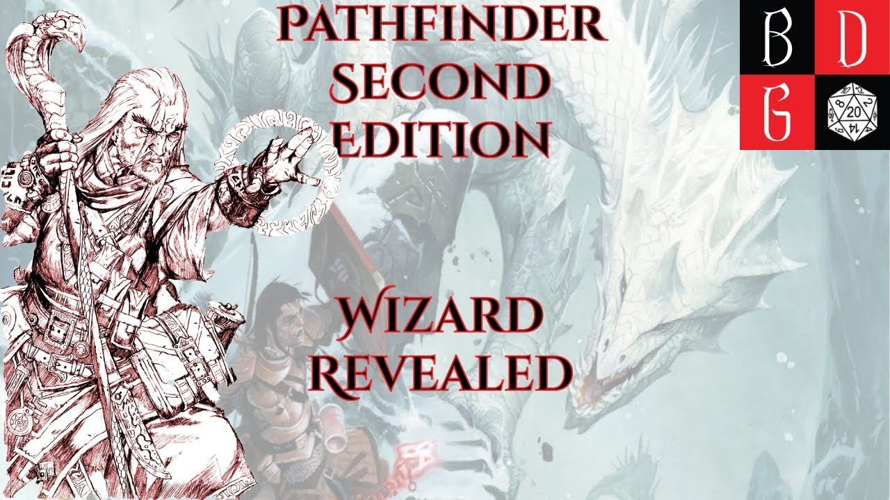 Pathfinder Second Edition WIZARD REVEAL: MAGIC MISSILE TOO OP!