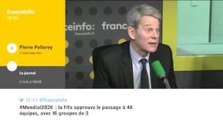 Pierre Pellarey, directeur général du Printemps Haussmann