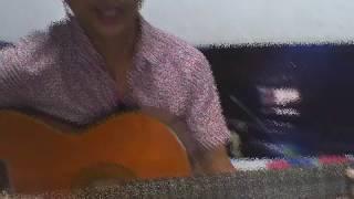 Chuyện tình người đan áo - guitar bolero