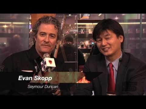 Toshi Matsumura of Aria: Seymour Duncan Stories