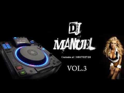VOL.3 Mix Vivir Mi Vida - Marc Anthony #DJ MANUEL MORA Videos De Viajes