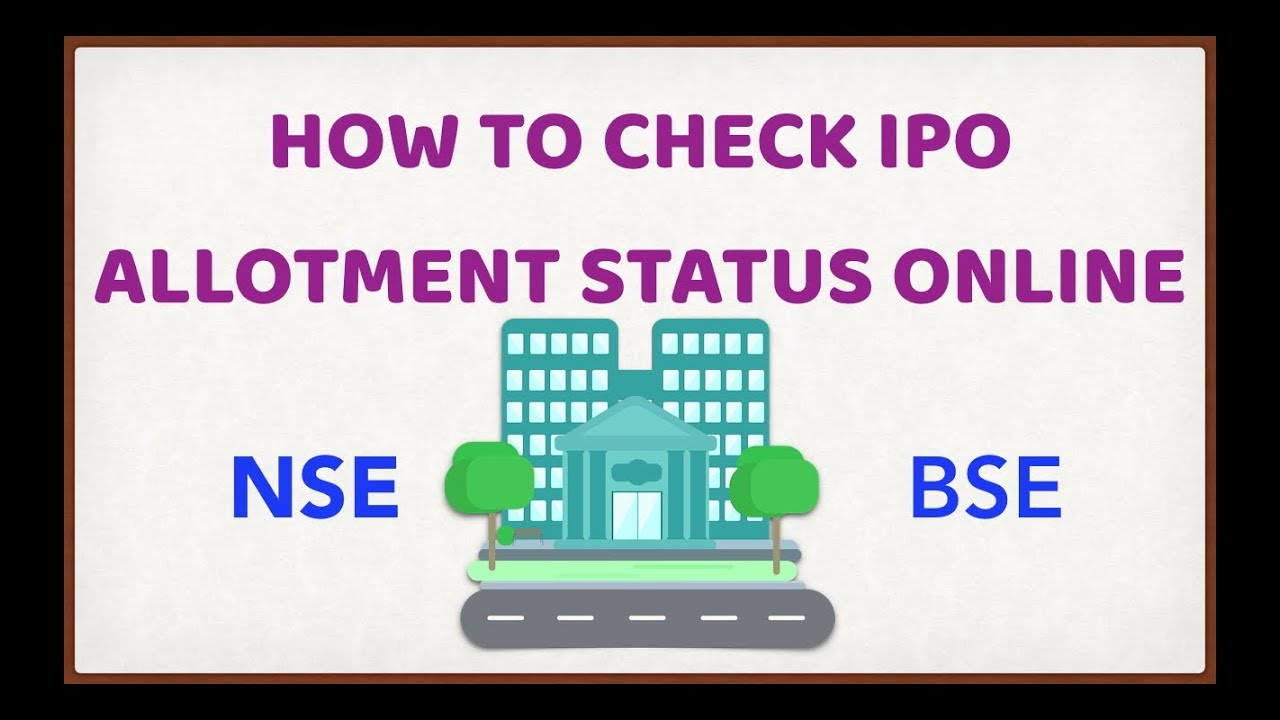 How to get ipo allotment