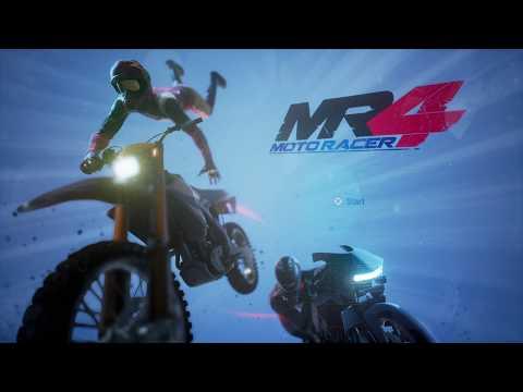 MOTO RACER 4 DEMO TeSt |