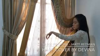 "10,000 reasons ""Bless the Lord"" - Matt Redman (Harp Cover by Devina)"