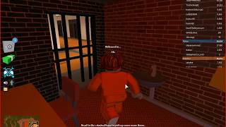 (escaping the prison at Roblox #1)--Yordy G.T.M
