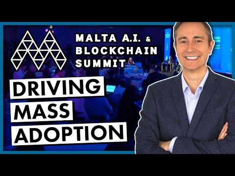 Driving Mass Adoption In Africa | Malta Blockchain Summit