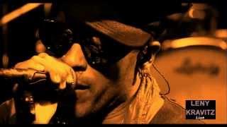 "Clip : Live Leny Kravitz  "" Black and White America "" ( HD )"