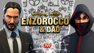 FORTNITE ME PAPPA PS4 PLAYER #ENZOROCCO SUBGAMES (USE CODE ENZOROCCO )