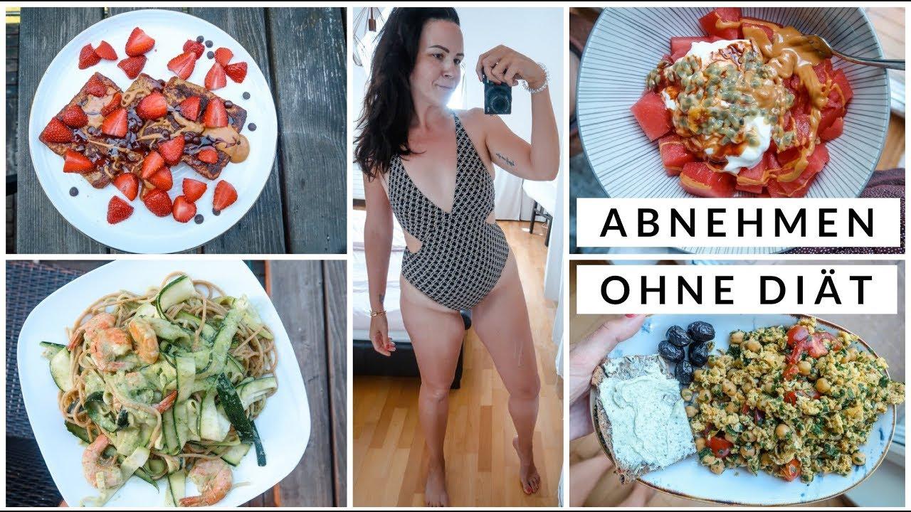 abnehmen gesund abnehmen ohne diät