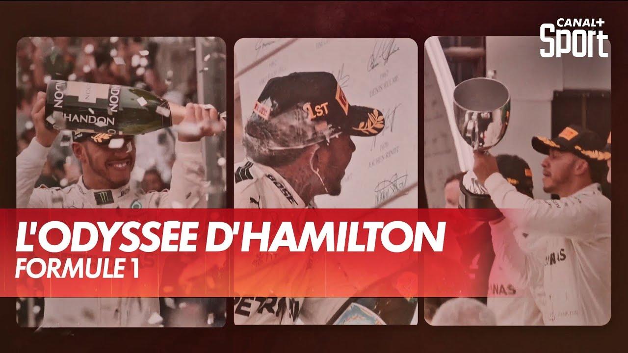 Lewis Hamilton, de 0 à 100 - CANAL+ Sport