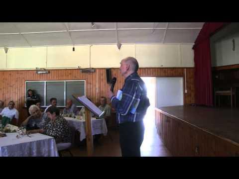 Hugh Lunn Speech to the Fund Raising Lunch. Roy Emerson Museum.