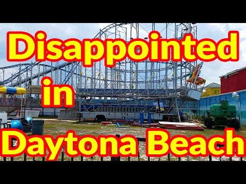Full Time RV Living | Daytona Beach Disappoints, Travel Day To Faver-Dykes State Park | S2 EP069