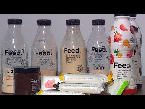 Smart Food : vrais substituts de repas ou poudre aux yeux ? - Le Magazine de la santé