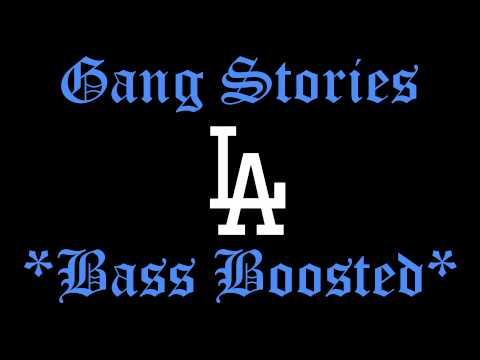 South Central Cartel - Gang Stories Ft. MC Eiht & Big Mike (Bass Boosted)