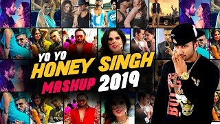 Yo Yo Honey Singh Mashup 2019 | DJ Goddess  | VDJ Jakaria | Honey Singh Song