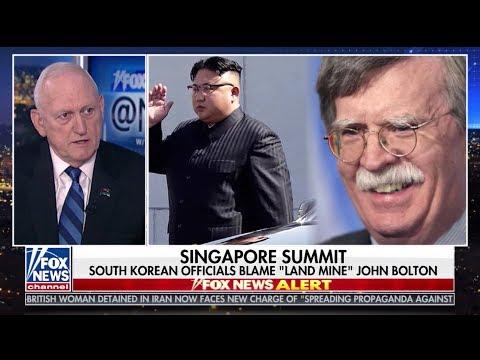 Jerry Boykin on the Singapore Summit
