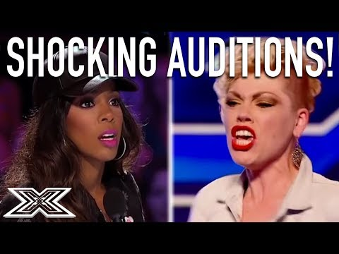 TOP Shocking Auditions