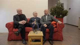 Смотреть Лев Рубинштейн, Евгений Асс и Андрей Бильжо с альтернативным новогодним видеообращением онлайн