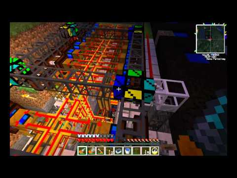 Bio-Diamond farm - version 1.0