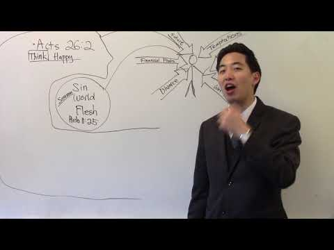 I WANT JOY...But Always Feel Depressed? - Dr. Gene Kim