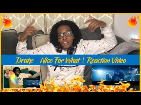 Drake - Nice For What Reaction | 🔥 PURE ENTERTAINMENT 🔥