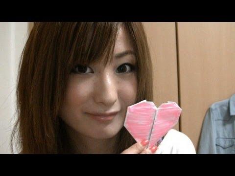 達??達?村達??奪??脱??巽卒?達?速脱??達??脱?孫 How to make 'Heart type letter' - YouTube