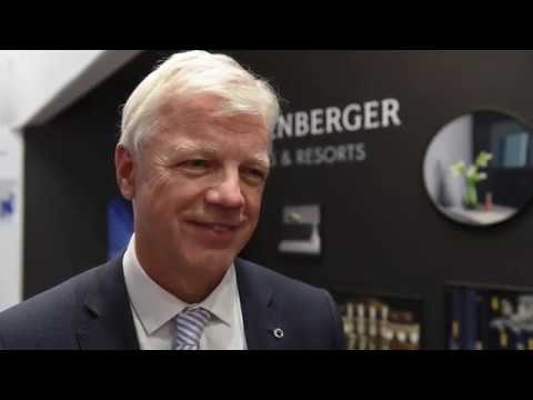 Thomas Willms, chief executive, Steigenberger Hotels