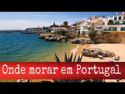 Como escolhemos onde viver em Portugal