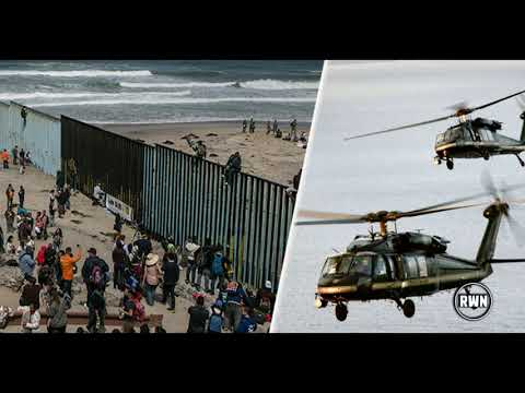 Washington Nails Undocumented Migrant Horde – $17.8B Obstacle Approved