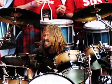 Foo Fighters - Rope (Taylor Hawkins Drum Track)