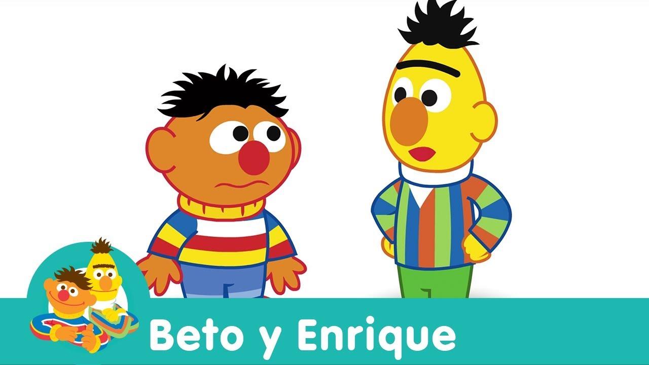 Beto y Enrique cuentan hasta 10